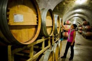 Walla Walla Wine Barrels Pic